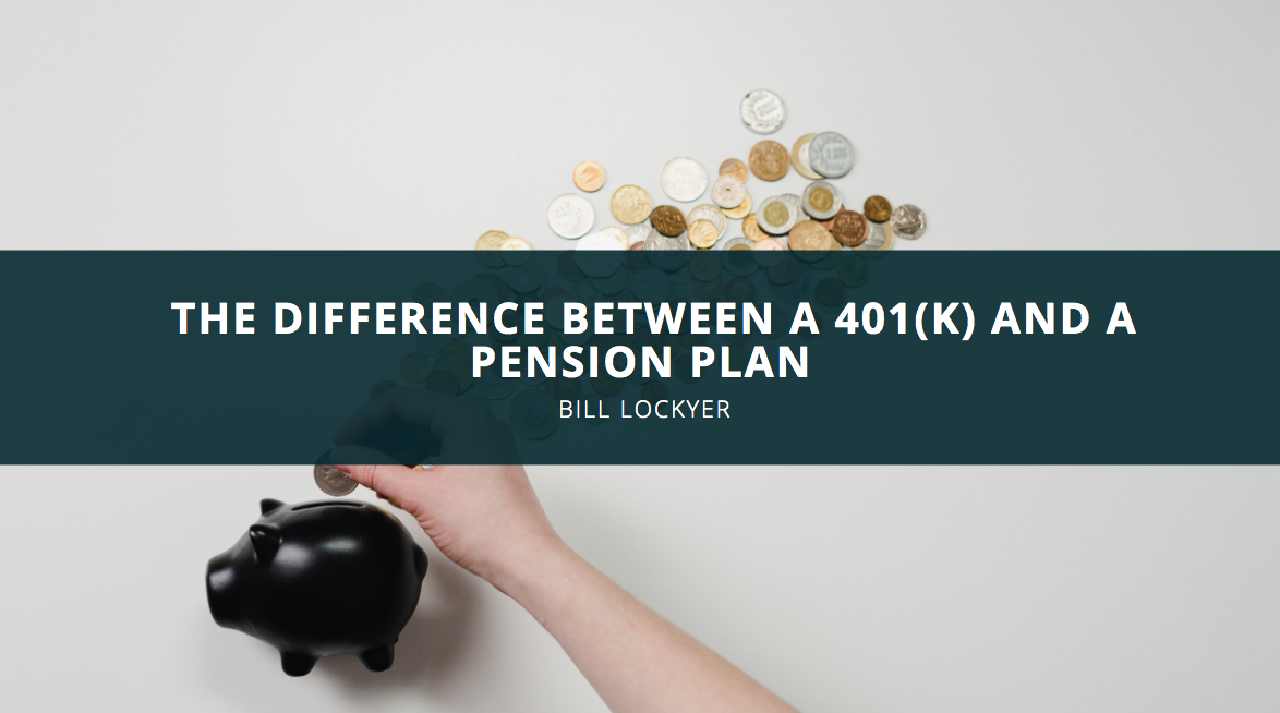 Bill Lockyer Discusses the Difference Between a 401(k) and a Pension Plan